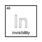 The Element of Invisibility by StewNor