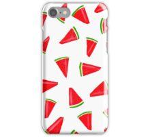 Watercolour Watermelon iPhone Case/Skin