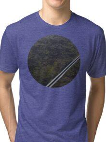 Meeting by chance Tri-blend T-Shirt
