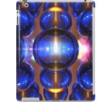 Backlit Spheres II iPad Case/Skin
