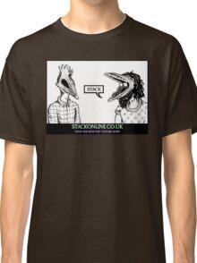 STACK Beetlejuice Logo Classic T-Shirt