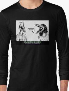 STACK Beetlejuice Logo Long Sleeve T-Shirt
