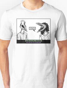 STACK Beetlejuice Logo Unisex T-Shirt