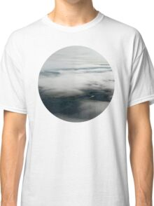 Through the clouds Classic T-Shirt