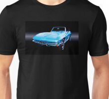 1964 Corvette Stingray Convertible Unisex T-Shirt