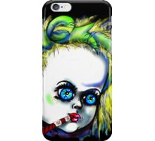 Halloween horror Dolly iPhone Case/Skin