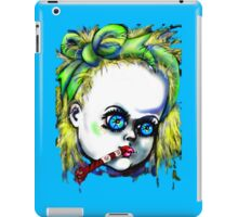 Halloween horror Dolly iPad Case/Skin