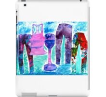 Yoga Party! iPad Case/Skin