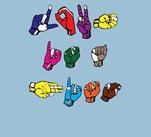 Love is a Fist Unisex T-Shirt