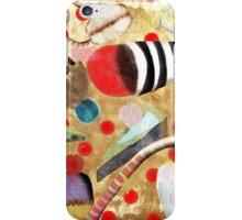 Watercolor Dessert iPhone Case/Skin