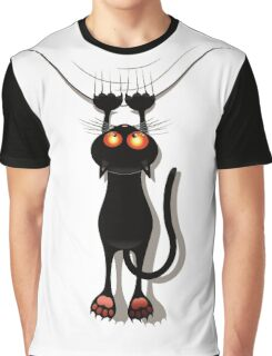 cat cute Graphic T-Shirt