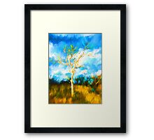 Bare Tree Framed Print