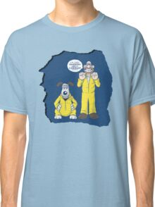 BREAKING BAD & WALLACE AND GROMIT MASHUP Classic T-Shirt