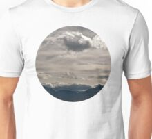 Clouds rolling over Unisex T-Shirt