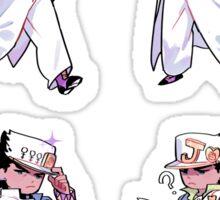 Part 4 Jotaro Kujo Sticker Set Sticker