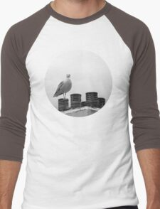 Who are you looking at Men's Baseball ¾ T-Shirt
