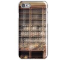 You'll be as good as new, Mrs Jones, once you start your medication. iPhone Case/Skin