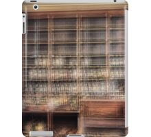You'll be as good as new, Mrs Jones, once you start your medication. iPad Case/Skin
