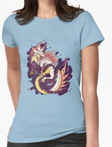 MONSTER HUNTER - Tamamitsune - Womens Fitted T-Shirt