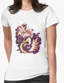 MONSTER HUNTER - Tamamitsune - Womens Fitted T-Shirt