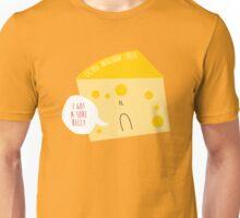 Lactose intolerant cheese Unisex T-Shirt