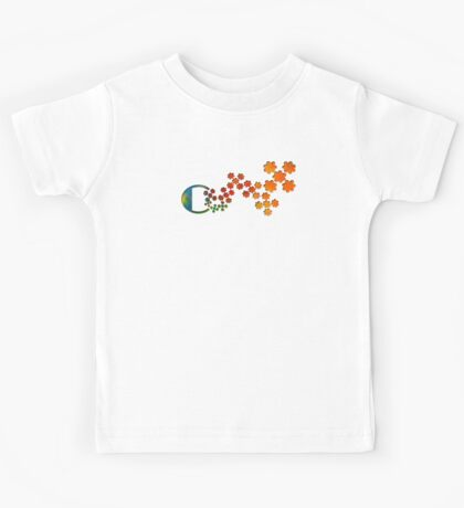 The Name Game - The Letter C Kids Tee