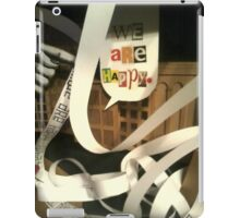 Cell 4 Stage 4 iPad Case/Skin