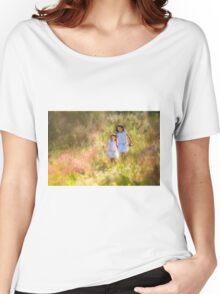 Delightful, innocecent childhood Women's Relaxed Fit T-Shirt