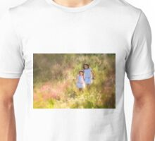Delightful, innocecent childhood Unisex T-Shirt