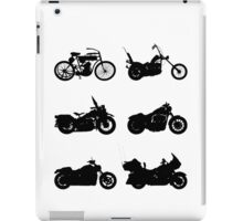 History of Harley Davidson iPad Case/Skin
