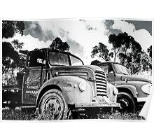 Truck...Truck... Poster