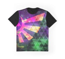 Hyrule Cosmos Graphic T-Shirt