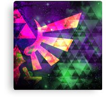 Hyrule Cosmos Canvas Print
