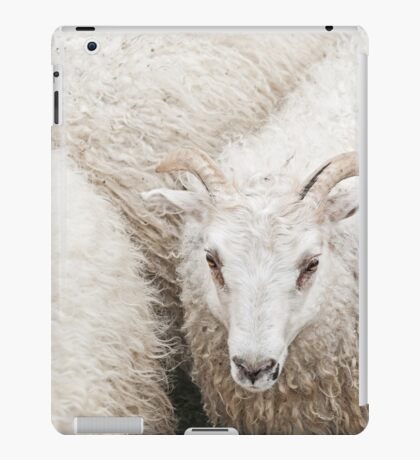 The fluff iPad Case/Skin