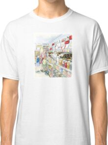 Lolly shop Candy Store Sweet shop Classic T-Shirt