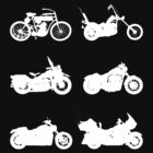 History of Harley Davidson by Tessai-Attire