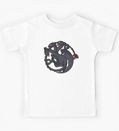 Toothless Targaryen Kids Tee