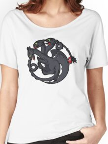 Toothless Targaryen Women's Relaxed Fit T-Shirt