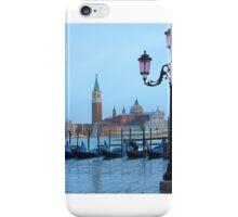 Grey Day in Venice iPhone Case/Skin