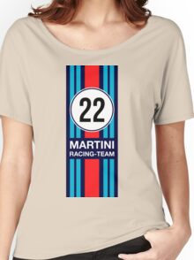 MARTINI RACING TEAM Women's Relaxed Fit T-Shirt