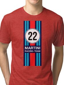 MARTINI RACING TEAM Tri-blend T-Shirt