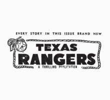 Texas Rangers Kids Clothes