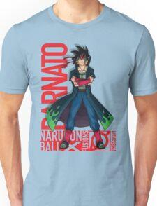 Barnato (Bardock and Minato fusion) Unisex T-Shirt