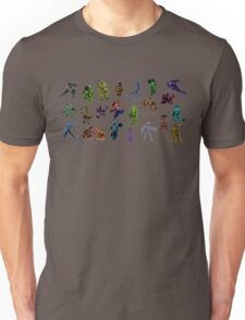 SNES All Stars Unisex T-Shirt