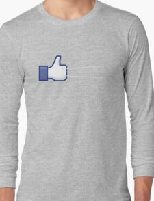 I Like Wolverine Long Sleeve T-Shirt