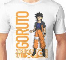 Goruto (Goku and Naruto fusion) Unisex T-Shirt