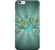 Just a Peacock -  Cases iPhone Case/Skin