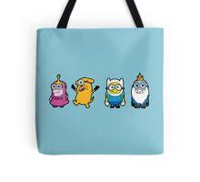 Minion Time Tote Bag