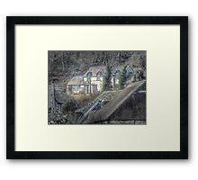 Welsh Cottage Framed Print