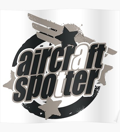 Aviation Spotter Poster